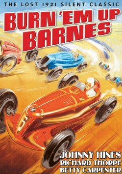 Burn 'Em Up Barnes (DVD)