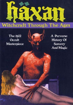 Haxan: Witchcraft Through The Ages (DVD)