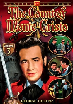 The Count Of Monte Cristo: Vol. 3 4-Episode Collection (DVD)