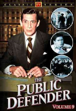 Public Defender: Vol. 9 (DVD)