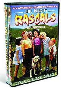 Kids Of Hollywood: Hal Roach's Rascals/Kids Of Old Hollywood (DVD)