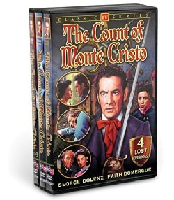 The Count Of Monte Cristo Collection (DVD)