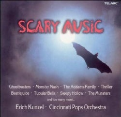 Cincinnati Pops Orchestra - Scary Music