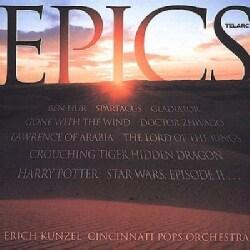 Cincinnati Pops Orchestra - Epics