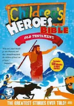 Children's Heroes of the Bible: Old Testament (DVD)