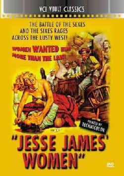 Jesse James Women (DVD)