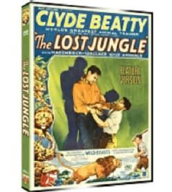 The Lost Jungle (DVD)