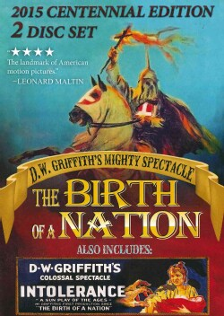 D.W. Griffith's The Birth of a Nation (2015 Centennial Edition) (DVD)
