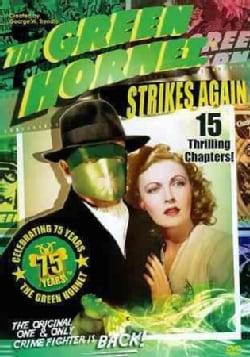 Green Hornet Strikes Again 75th Anniversary (DVD)