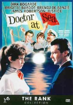 Doctor At Sea (DVD)