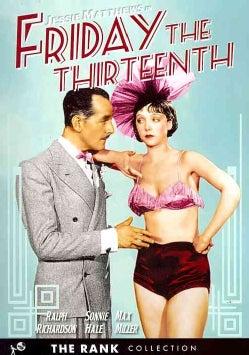 Friday The Thirteenth (DVD)