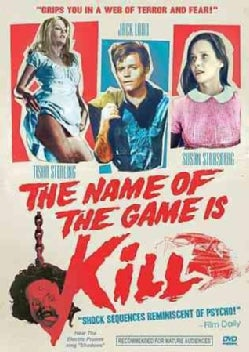 The Name Of The Game Is Kill (DVD)