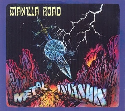 MANILLA ROAD - METAL / INVASION