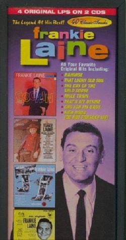 Frankie Laine - Legend at His Best