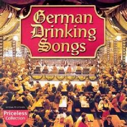 Various - German Drinking Songs
