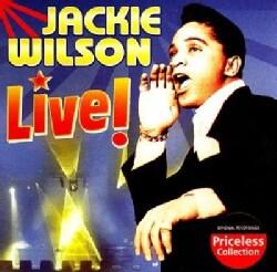 Jackie Wilson - Jackie Wilson Live!