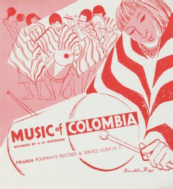 Various - Music of Colombia