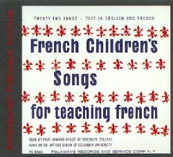 Armand Begue - French Children's Songs for Teaching French