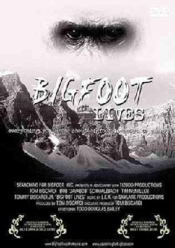 Bigfoot Lives (DVD)