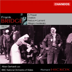 BBC National Orchestra Of Wales - Bridge: Orchestral Works Vol. 4