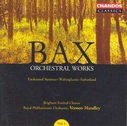 Martyn Hill - Bax: Orchestral Works Vol 8