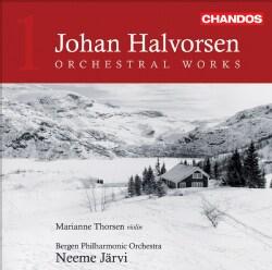 Johan Halvorsen - Halvorsen: Orchestral Works Vol 1
