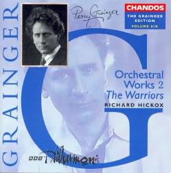 BBC - Grainger Edition Vol. 6 Orchestral Works 2/Hickox, BBC PO