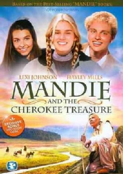 Mandie And the Cherokee Treasure (DVD)
