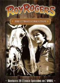 The Ultimate Roy Rogers Collection (DVD)
