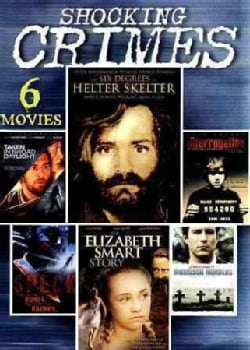 6-Movie Shocking Crimes (DVD)