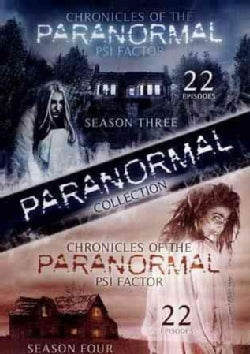 PSI Factor: Seasons 3 and 4: Chronicles of the Paranormal (DVD)
