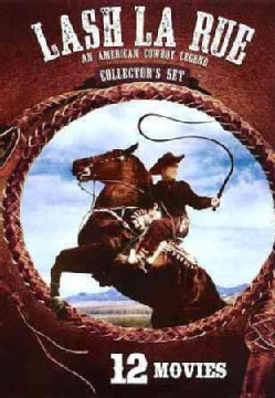 Lash La Rue: Collector's Set (DVD)