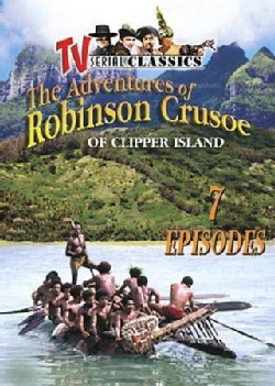 The Adventures of Robinson Crusoe of Clipper Island Vol 1 (DVD)