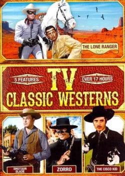 Classic TV Westerns (DVD)