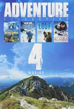4 Movie Adventure Collection (DVD)