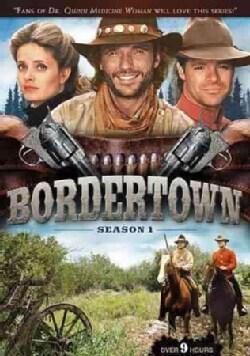 Bordertown: Season 1 (DVD)