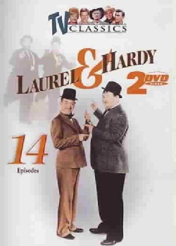 Laurel and Hardy (DVD)