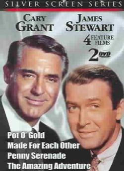 Cary Grant/James Stewart (DVD)