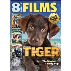 8-Film Family Pack: Vol. 8 (DVD)