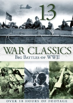 13-Films War Classics: Big Battles of WWII (DVD)