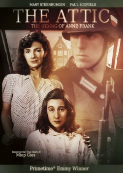 The Attic: The Hiding of Anne Frank (DVD)
