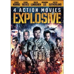 4 Explosive Action Movies (DVD)