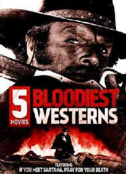5-Movie Bloodiest Westerns (DVD)