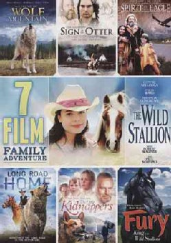 7-Film Family Adventure Collection (DVD)