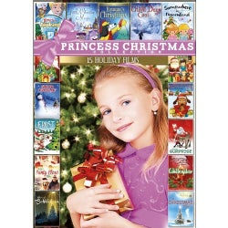 Princess Christmas Collection: 15 Holiday Films (DVD)