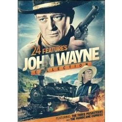 24 Features: John Wayne Collection (DVD)