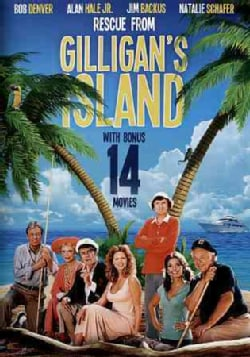 Rescue from Gilligan's Island (DVD)
