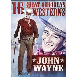 16 Great American Westerns: John Wayne (DVD)