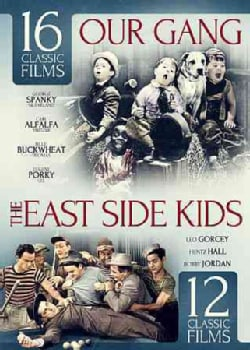 28 Classic Films: The East Side Kids: Vol. 1 (DVD)