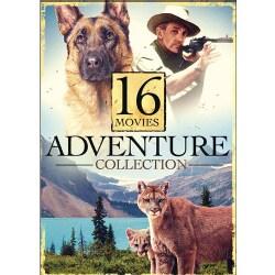 16-Movie Adventure Collection (DVD)